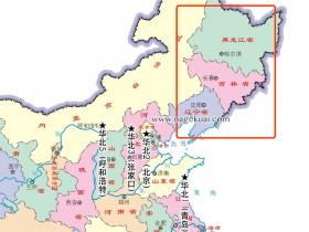 东北地区选择阿里云哪个地域节点线路比较快?